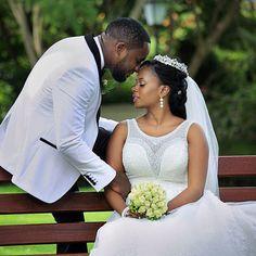 Congratulations to The Couple! Wedding Goals, Wedding Pics, Wedding Shoot, Wedding Couples, Dream Wedding, Backyard Wedding Dresses, White Wedding Dresses, Nigerian Bride, Wedding Gifts For Groomsmen
