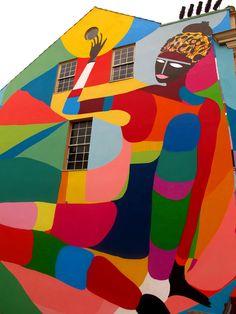 Rim, brazilian street artist