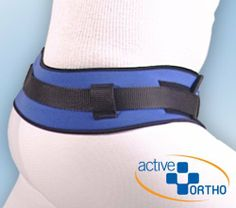 """ACTIVE SI BELT - XLARGE/BLACK - Hip Size 53""""-63"""" by ACTIVE ORTHO. $42.90. Developed by a Physical Therapist and Orthopedic Clinical Specialist the ACTIVE SI BELT® is secure, comfortable and appropriate for all stages of sacroiliac pain. The pelvis is stabilized by an innovative """"double-belt"""" which incorporates sturdy nylon for stabilization with an inner belt of flexible, non-slip neoprene. This product stays in place at work, home or when playing sports; reduces strain ..."""