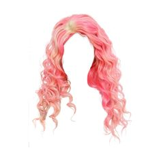 Tumblr ❤ liked on Polyvore featuring hair, dolls, doll parts, doll hair and wigs