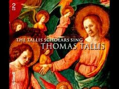 """Spem In Alium (Thomas Tallis) - Tallis Scholars Song referenced as being played in Fifty Shades of Grey in one of the """"Red Room of Pain"""" scenes...this music is simply breathtaking!!"""