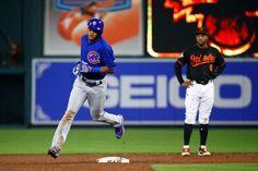 #MLB: Tablazo de Addison Russell catapulta a Cachorros sobre Orioles