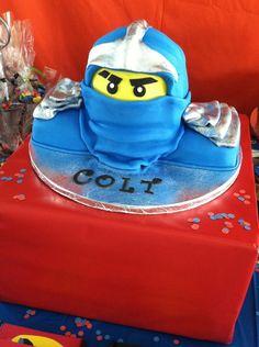 www.ninjago cakes | Jay Ninjago cake! — Birthday Cake Photos