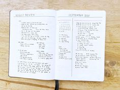 September 2020 Bullet Journal Set Up Monthly Bullet Journal Layout, Bullet Journal Set Up, Something That I Want, How To Memorize Things, Things To Come, Daily Page, Malaysia Travel, My Calendar, Fun Challenges
