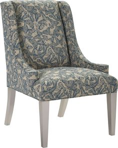 Lacy Chair with Legs   Find out about this and other well-crafted Thomasville furniture when you visit your nearest Thomasville retailer. There, our designers will help you realize the perfect home that you've always imagined.