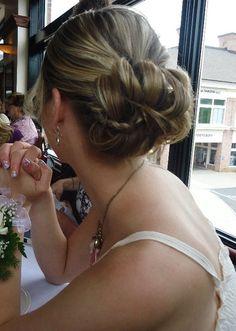 updo updo updo cute with braid  candystilettos.com