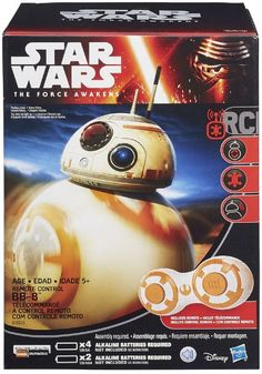 Star Wars The Force Awakens RC BB-8 Droid Giveaway