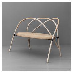 Lisa Hilland - Bow sofa for Gemla
