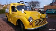 Bildergebnis für Morris Minor van Morris Minor, Van, Yellow, Vans, Gold, Vans Outfit