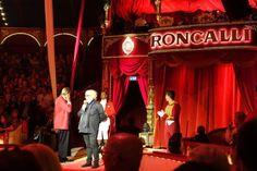 Jubiläumstournee des Circus Roncalli in Wien - Circus Roncalli, Fiction