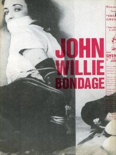 SALE2 第32号増刊号 JOHN WILLIE BONDAGE 大類信