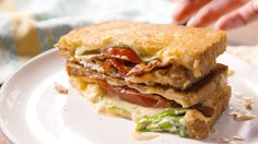 How Has It Taken Us This Long to Make a BLT Grilled Cheese?!