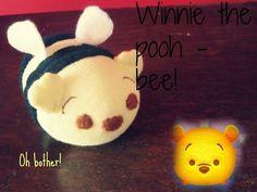 Winnie the Pooh bee tsum tsum tutorial | Tiny Sparkles - YouTube