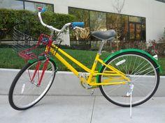 Google saca diseño nuevo de #bicicleta para su campus  @Megan Ward Lau & Media - CNET News @José Texidor Moma bikes