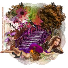 Carmen designs: Vibrant Autumn