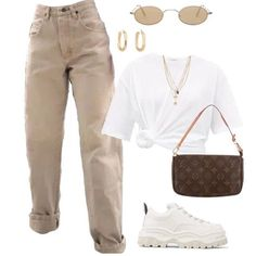 🍒🍒🍒 For more 🍒 Stylish . Teen Fashion Outfits, Retro Outfits, Cute Casual Outfits, Look Fashion, Stylish Outfits, Vintage Outfits, Summer Outfits, Prep Fashion, Winter Outfits