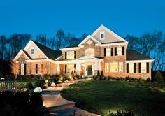 Toll Brothers - Harding Home Design