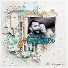 created by Kasia Bogatko: Always together - DT scrapki.pl