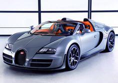 2013 Bugatti Veyron 16.4 Grand Sport Vitesse Jet Grey Edition
