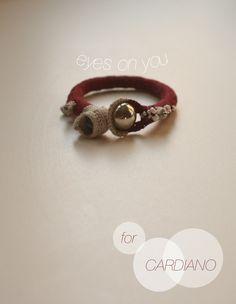 Eyes bracelet eyes on you