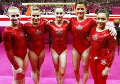 Congrats to the Canadian team! They placed 5th after qualifying in 8th place.