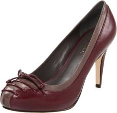 $297.50-$297.50 Cole Haan Women's Violet Air Lac Pump,Oxblood/Dark Gull Grey,10.5 B US -  http://www.amazon.com/dp/B004NBILIA/?tag=icypnt-20