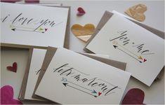 Valentine's Day Cards - Flourish and Whim