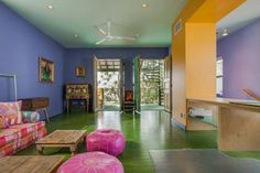 """Author Sandra Cisneros has sold her King William home — the same structure that stirred controversy in the late for its """"periwinkle purple"""" color — to an undisclosed buyer, Phyllis Browning real estate agent Ann Van Pelt confirmed Wednesday. Sandra Cisneros, King William, San Antonio, The Neighbourhood, Home And Family, Real Estate, House, Color, The Neighborhood"""