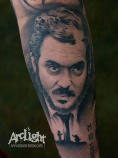 #ArcLight #Tattoo Tumblr. #stanley kubrick #tattoos
