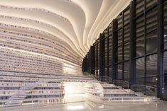 Gallery of Tianjin Binhai Library / MVRDV + Tianjin Urban Planning and Design Institute - 19