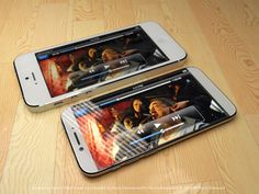 iPhone 6 Concept Without Home Button, pay attention Apple!!
