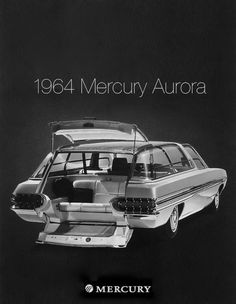 1964 Mercury Aurora station wagon