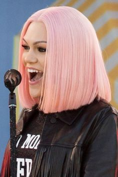 The #Evolution of Jessie J's Hair, in 21 Photos ...