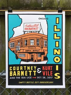 New Gig Posters from Ryan Duggan