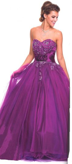 Quinceanera GownCotillion Gownunder $220  1133  Satin and Tulle!