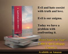 Evil cannot just be legislated away which is the contemporary leaning  http://amzn.to/1pVWMhs