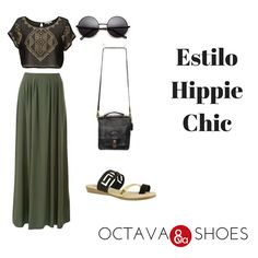 Estilo Hippie Chic <3