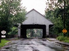 Peperell Covered Bridge, Middlesex County, MA