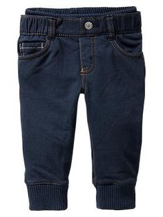 Baby Gap Knit Pants that look like jeans...come on!!!