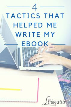 Are you a creative entrepreneur who would love to write your own digital products but don't think you have the time? Here are 4 strategies that enabled me to write and launch my ebook in less than 10 months!