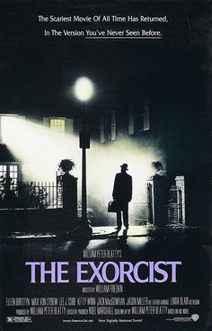 The Exorcist is a 1973 American supernatural horror film adapted by William Peter Blatty from his novel. Directed by William Friedkin, and starring Ellen Burstyn, Linda Blair, Max von Sydow, and Jason Miller. The film  follows the demonic possession of a 12-year-old girl and her mother's attempts to win her back through an exorcism conducted by two priests. It became one of the highest-grossing films in history and was the first horror film to be nominated for the Academy Award for Best…