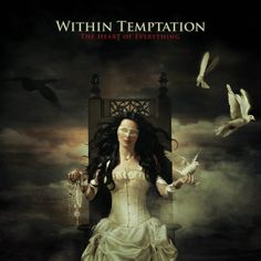 Within Temptation - The Heart Of Everything / photography by Erwin Olaf // Although I'm not a fan of WT, I really like this cover art - it's absolutely interesting!