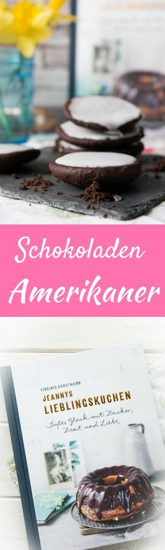 Schokoladen Amerikaner Super delicious and ingeniously easy to bake – chocolate Americans No Bake Oreo Cheesecake, Chocolate Cheesecake, Apple Cider Donuts, Baked Donuts, Cupcakes, Mini Cheesecakes, Mini Muffins, World Recipes, Cookie Desserts