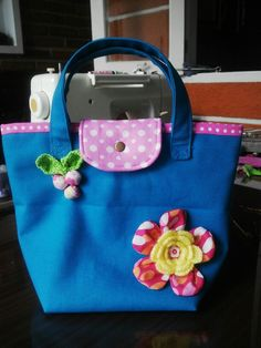 Canvas bag made by order