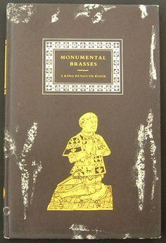 King Penguin Books - Monumental Brasses
