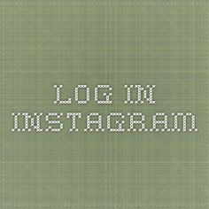Log in - Instagram