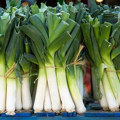 Leeks: Any dieter's number-one obstacle: hunger! Load your plate with these super-satisfying foods and watch the pounds melt away.