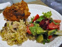 #mushroom #chicken #recipe via http://chicken-recipes.ebook-review.org