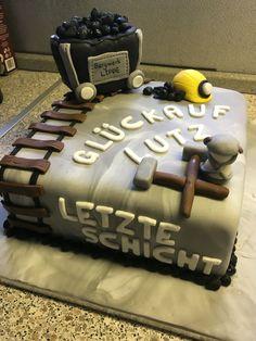 Fondant, Birthday Ideas, Birthday Cake, Coal Miners, Cake Ideas, Cakes, Party, Desserts, Food