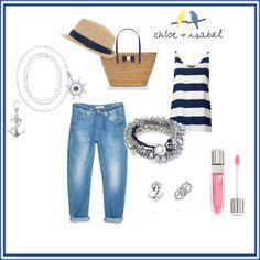 """Nautical with Chloe and Isabel""   Shop it now: https://www.chloeandisabel.com/boutique/karenelisabeth"